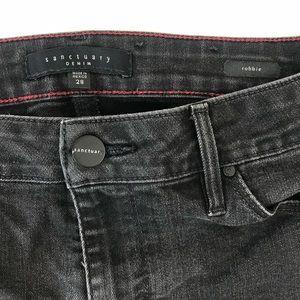 Sanctuary Black skinny Jeans Robbie Style